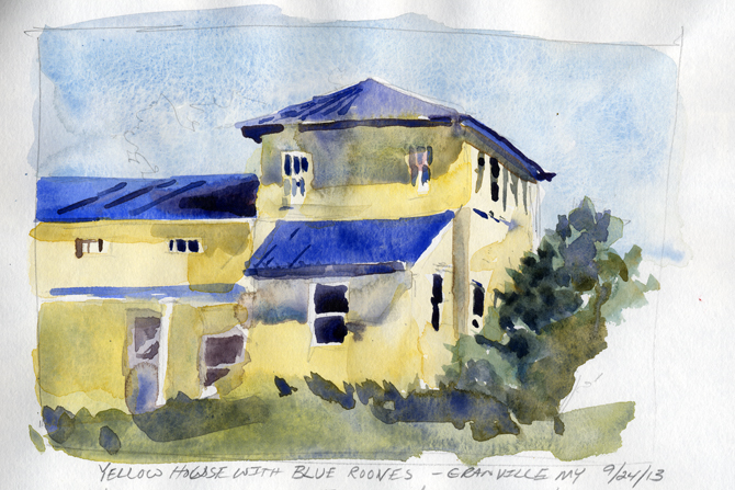 Sketch of the Day – September 24, 2013
