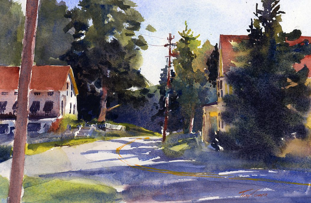 Green Mountain Watercolor Exhibit – Group Show