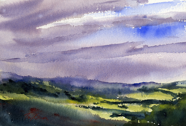 Watercolor Painting Class For Beginners
