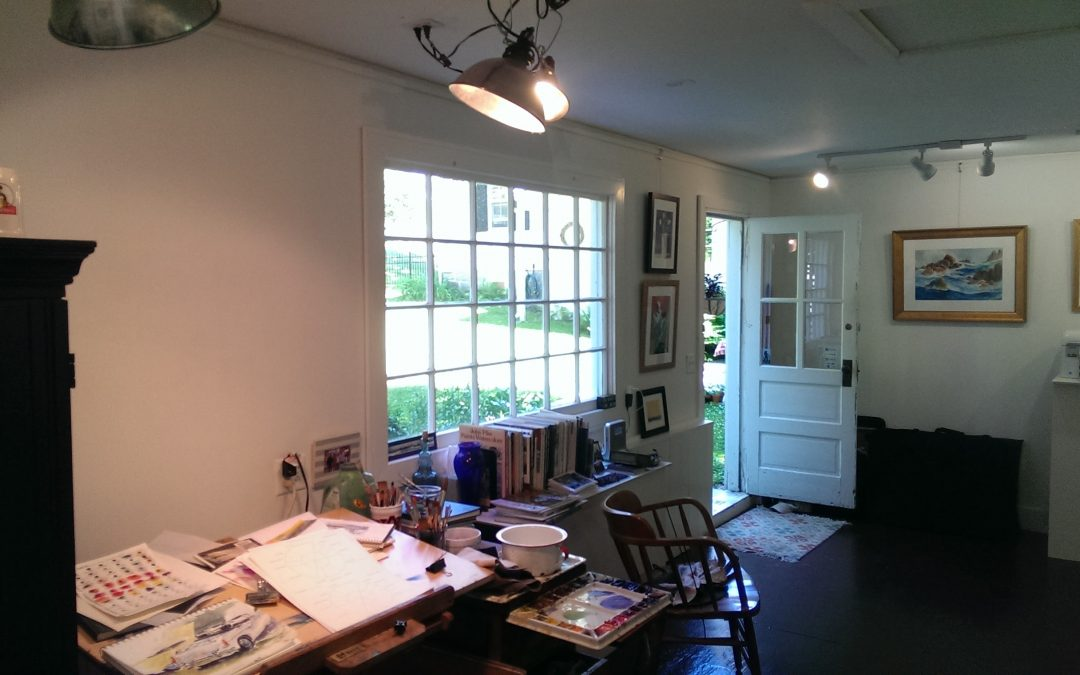 Open Studio Weekend – August 19, 20 & 21