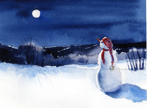 Winter holiday greeting cards embrace wonder vermont winter holiday greeting cards embrace wonder vermont watercolor artist tony conner m4hsunfo
