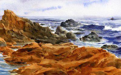 New England Watercolor Society Signature Members Show 2019