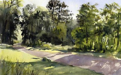 Watercolor Methods – Painting Class