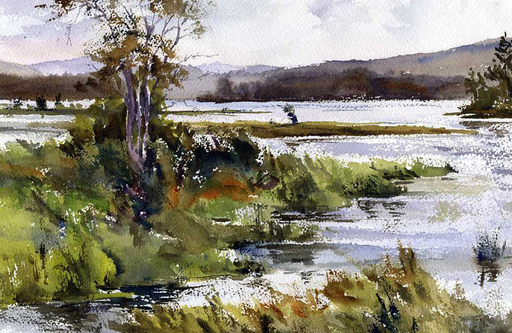 New England Watercolor Society Regional Open Exhibit 2019