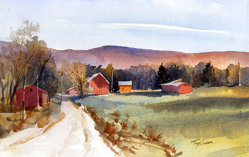 Easy Online Watercolor Classes